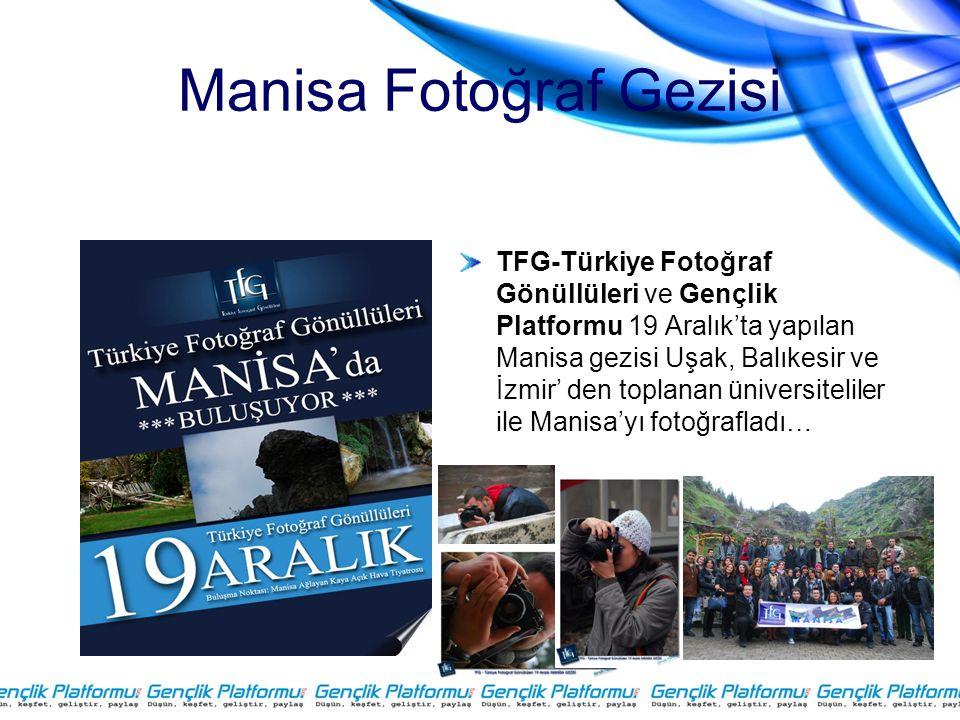 Manisa Fotoğraf Gezisi
