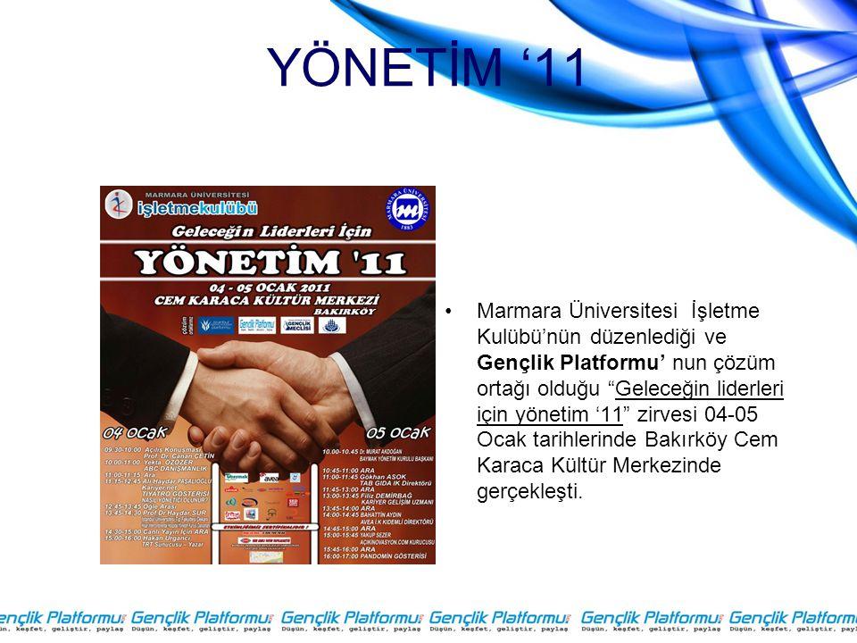 YÖNETİM '11