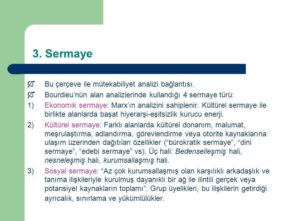 3. Sermaye Bu çerçeve ile mütekabiliyet analizi bağlantısı.