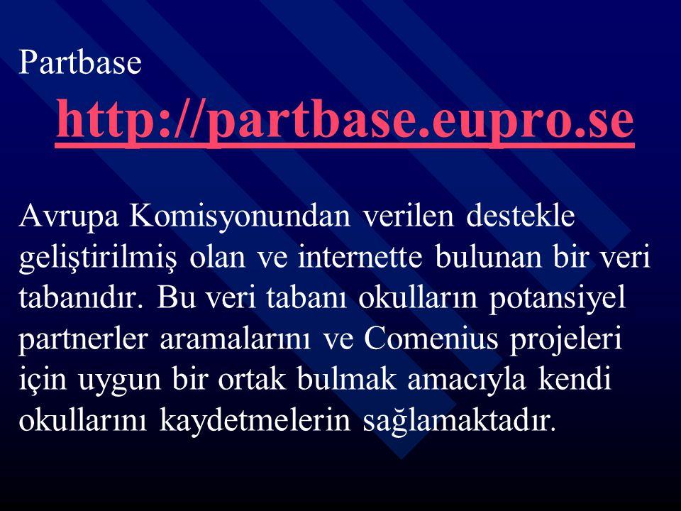 Partbase http://partbase. eupro