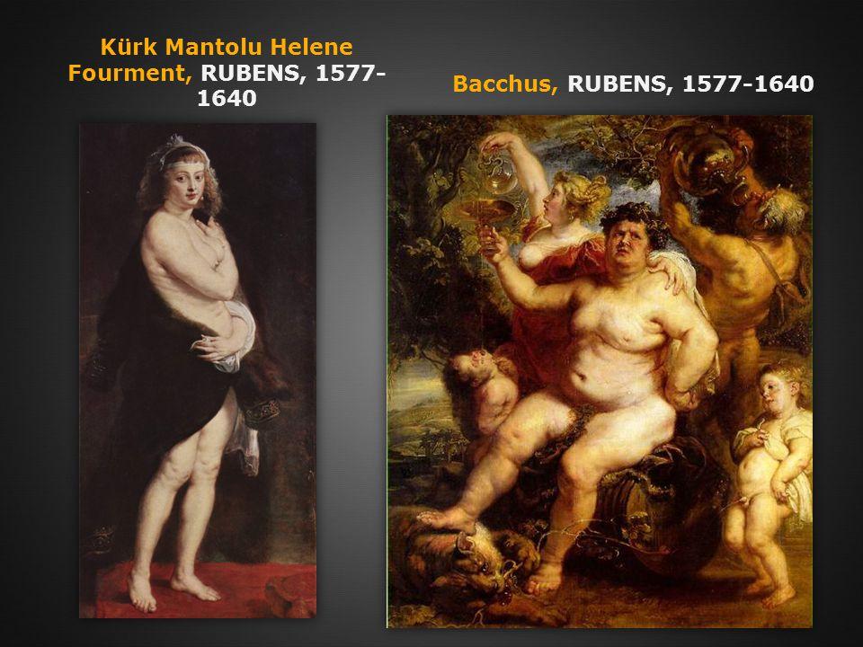 Kürk Mantolu Helene Fourment, RUBENS, 1577-1640