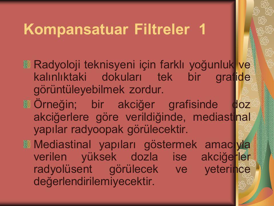 Kompansatuar Filtreler 1