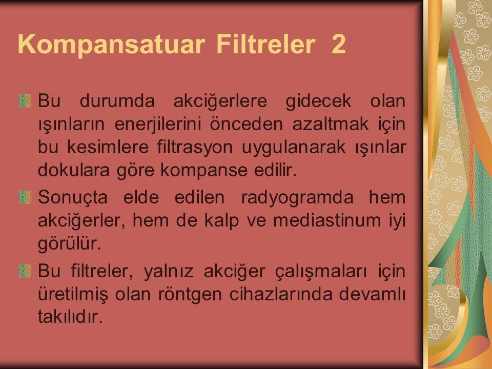 Kompansatuar Filtreler 2