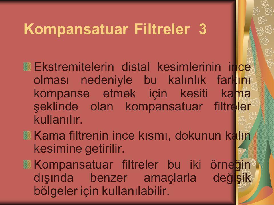 Kompansatuar Filtreler 3