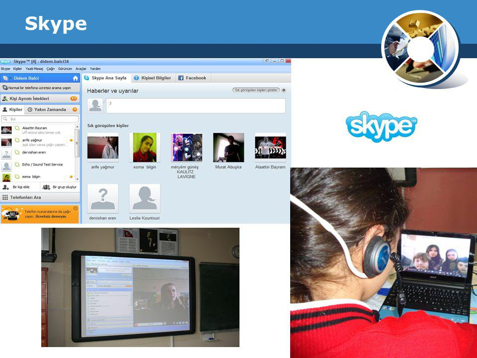 Skype Company Logo