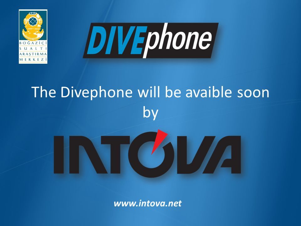 The Divephone will be avaible soon