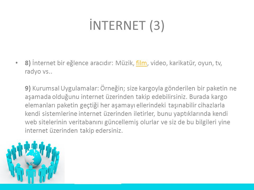 İNTERNET (3)
