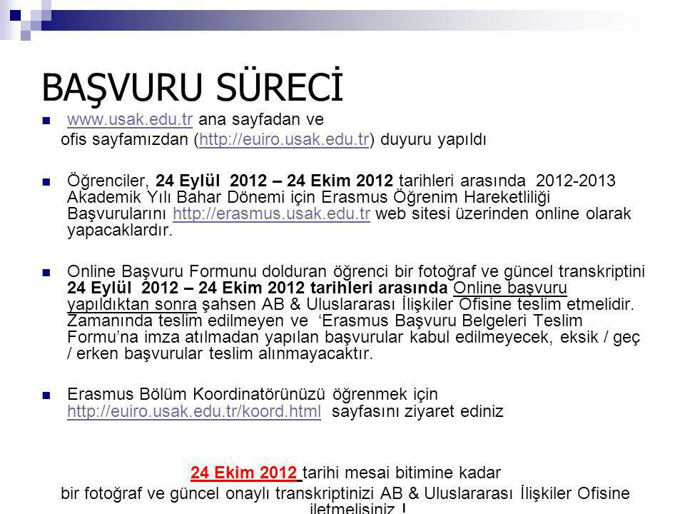 24 Ekim 2012 tarihi mesai bitimine kadar