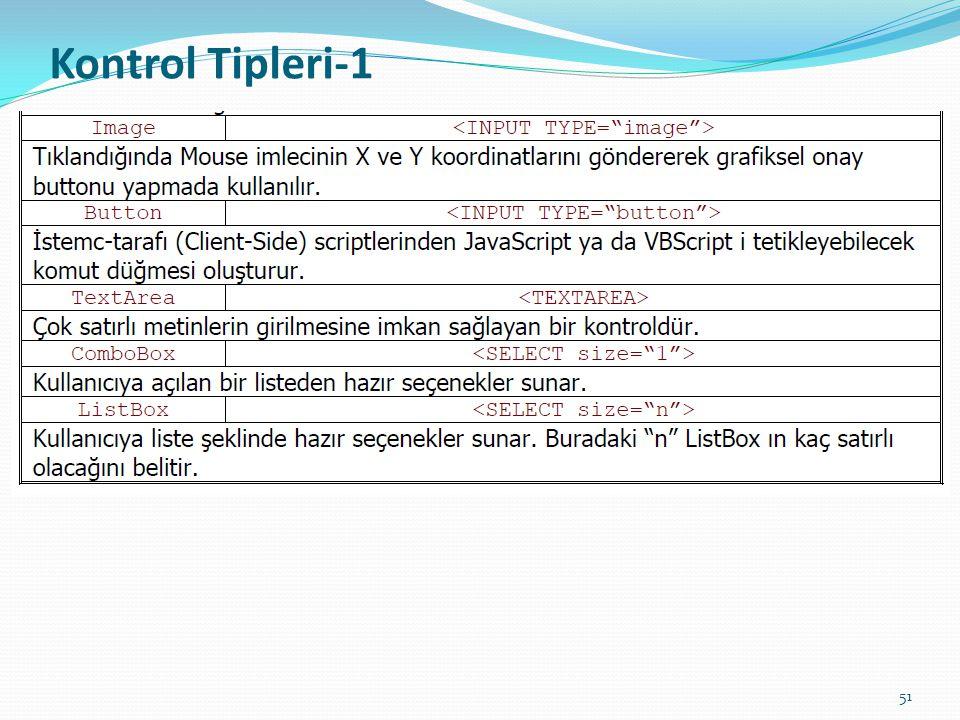 Kontrol Tipleri-1