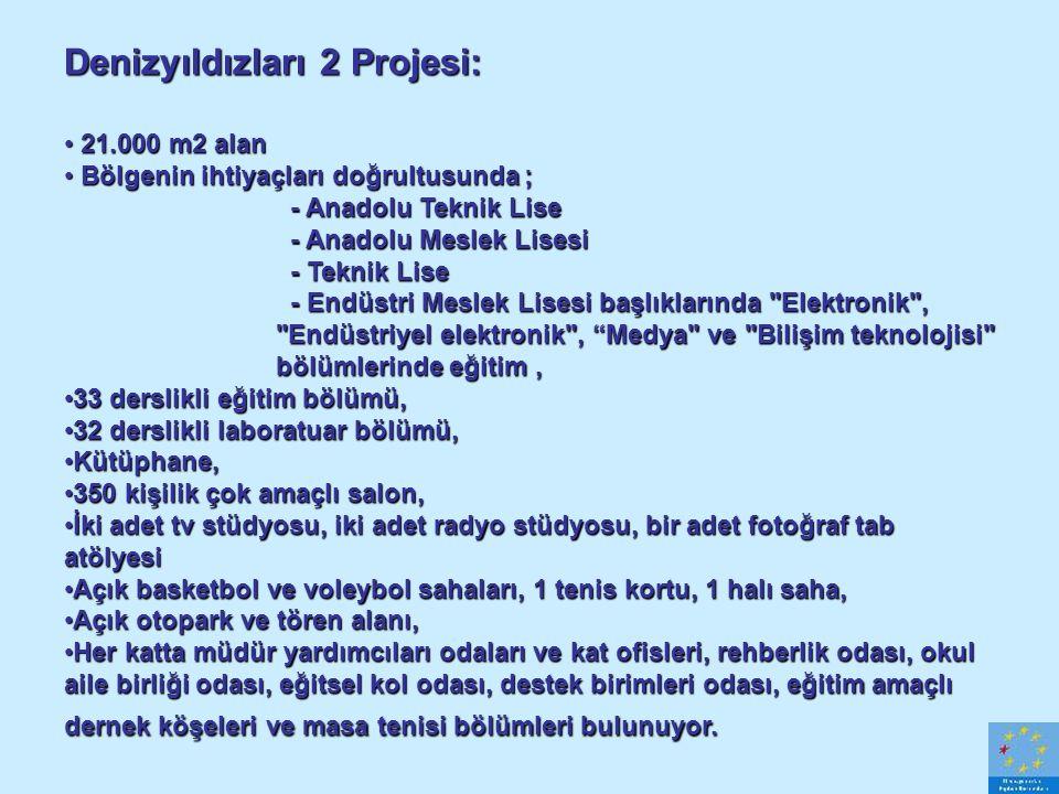 Denizyıldızları 2 Projesi: