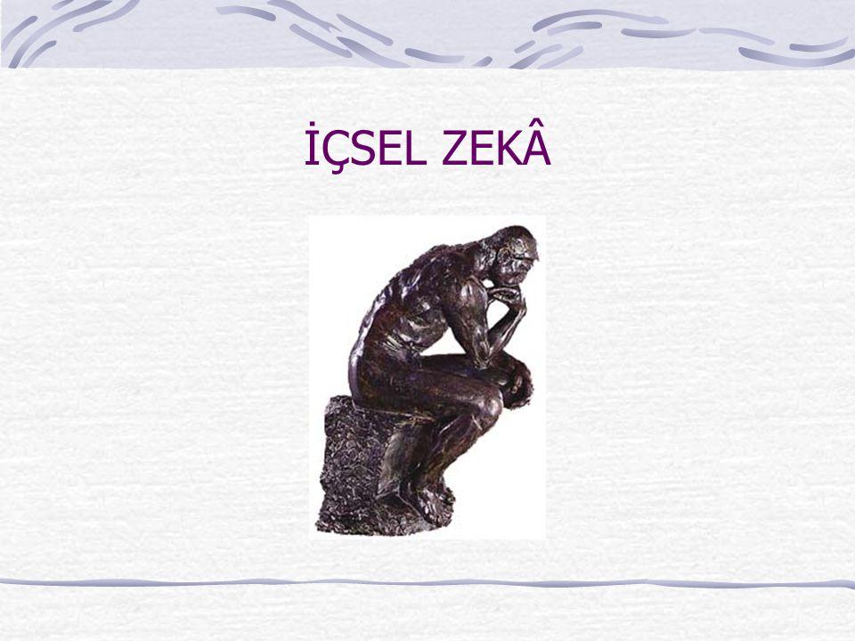 İÇSEL ZEKÂ
