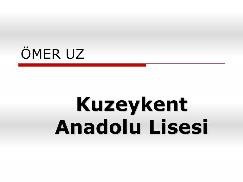 Kuzeykent Anadolu Lisesi