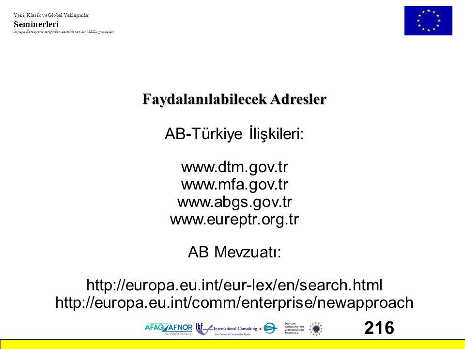 AB-Türkiye İlişkileri: