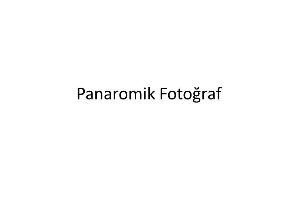 Panaromik Fotoğraf