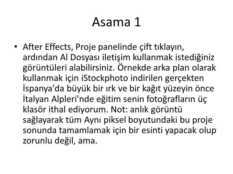 Asama 1