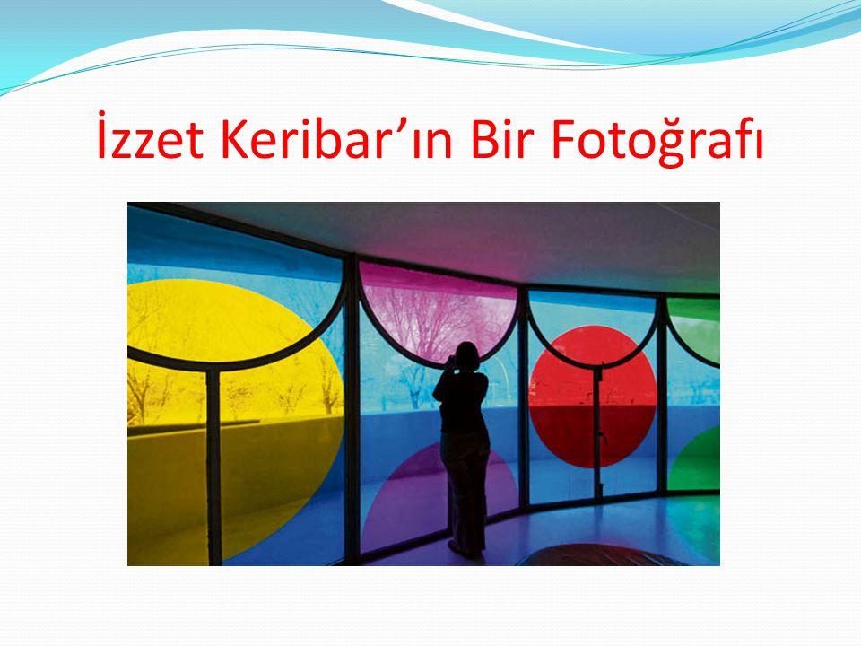 İzzet Keribar'ın Bir Fotoğrafı