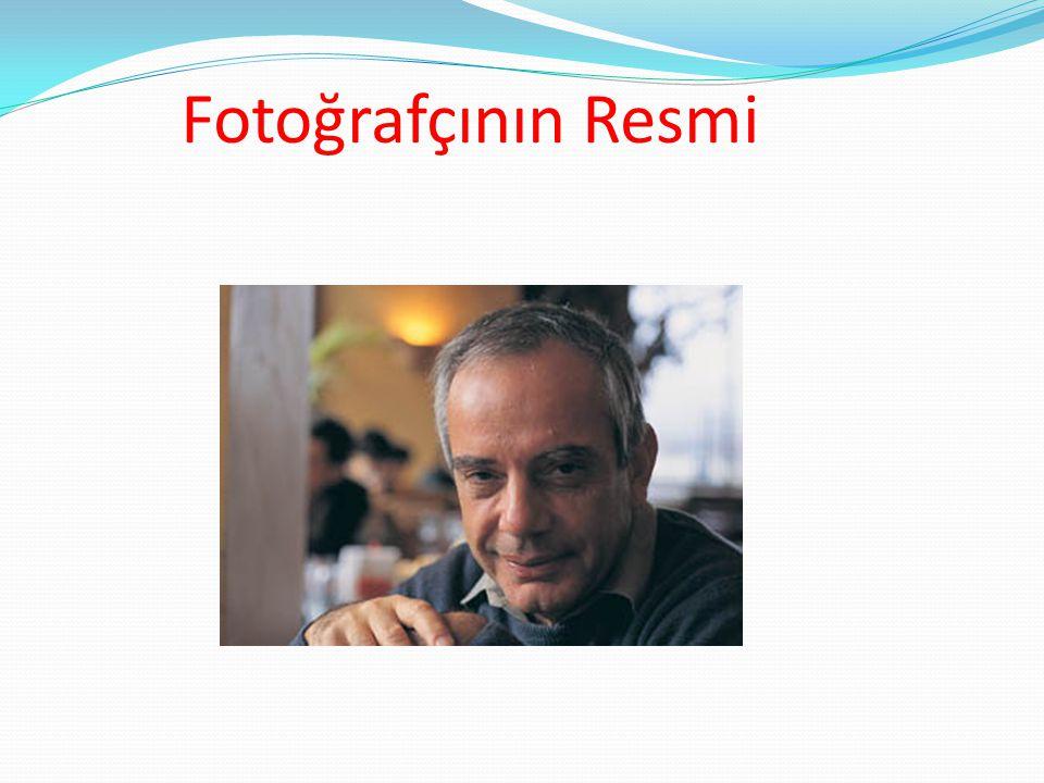 Fotoğrafçının Resmi