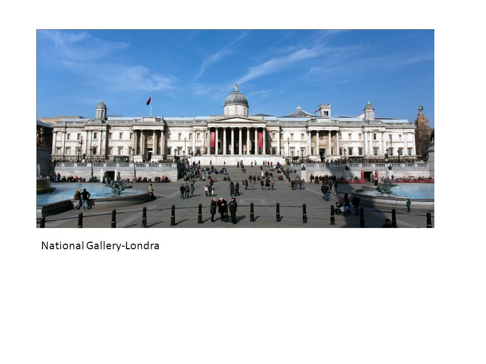National Gallery-Londra