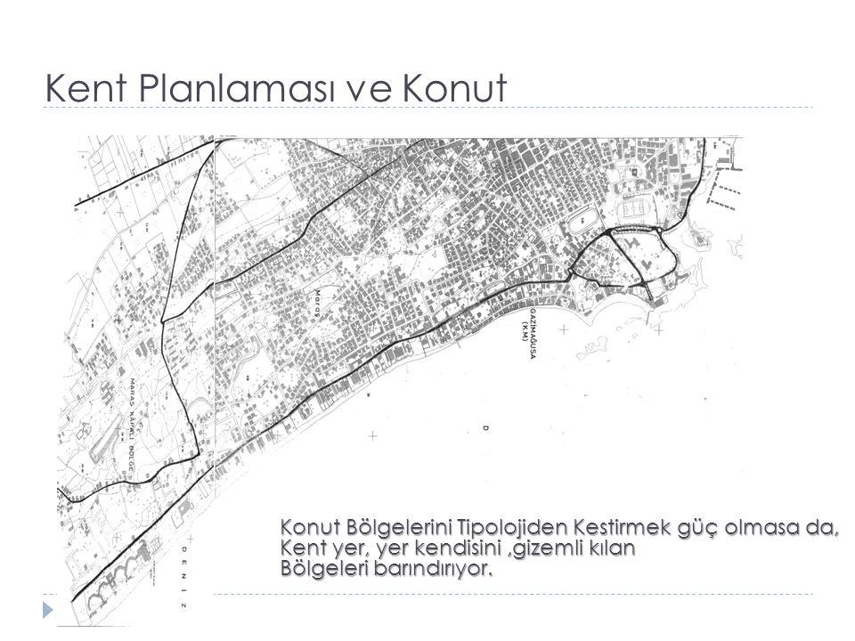 Kent Planlaması ve Konut