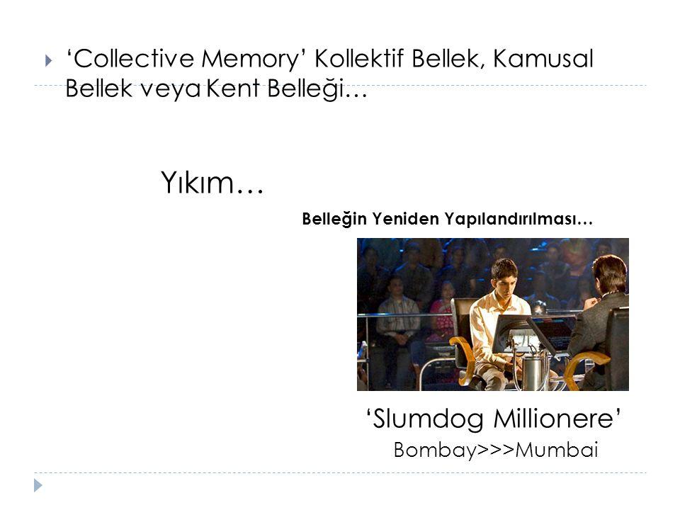 Yıkım… 'Slumdog Millionere'