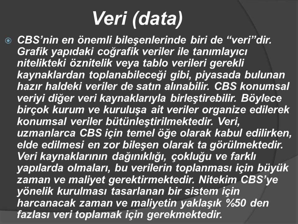 Veri (data)