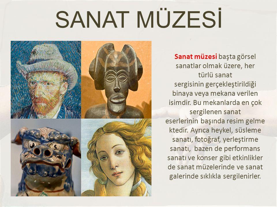 SANAT MÜZESİ