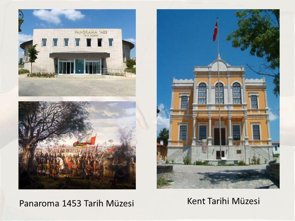 Kent Tarihi Müzesi Panaroma 1453 Tarih Müzesi