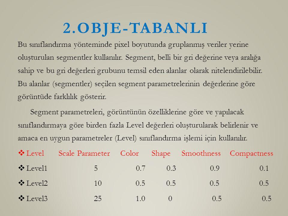 2.OBJE-TABANLI