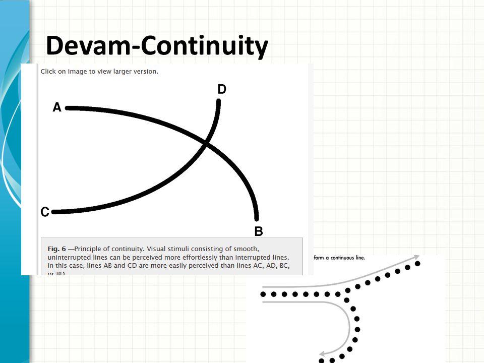Devam-Continuity