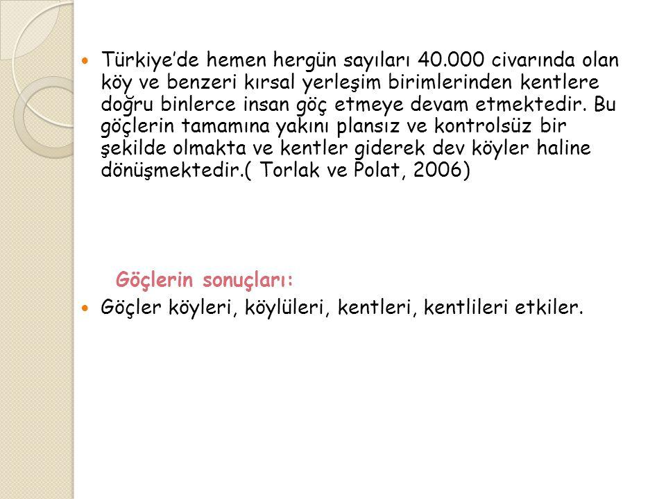 Türkiye'de hemen hergün sayıları 40