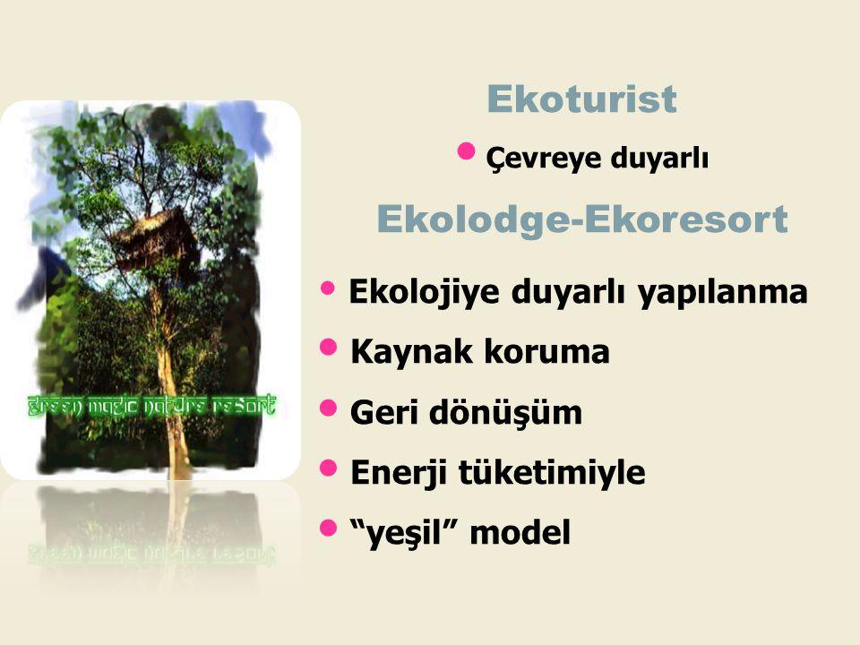 Ekoturist Ekolodge-Ekoresort