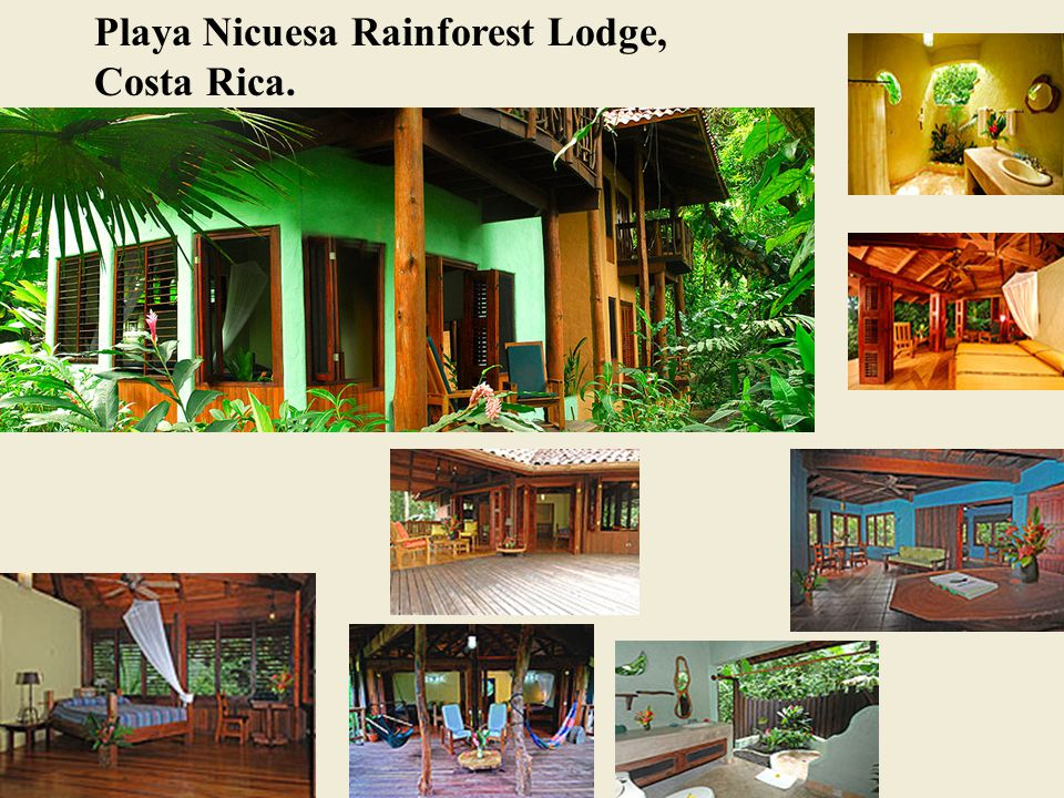 Playa Nicuesa Rainforest Lodge, Costa Rica.