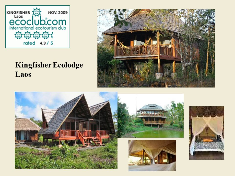 Kingfisher Ecolodge Laos