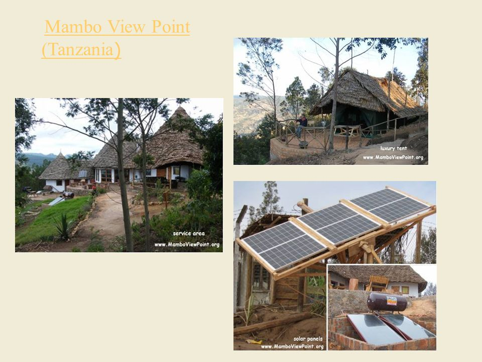 Mambo View Point (Tanzania)