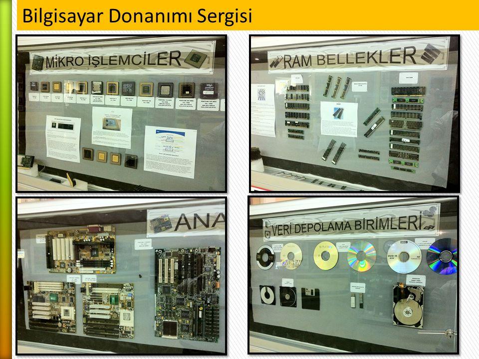 Bilgisayar Donanımı Sergisi