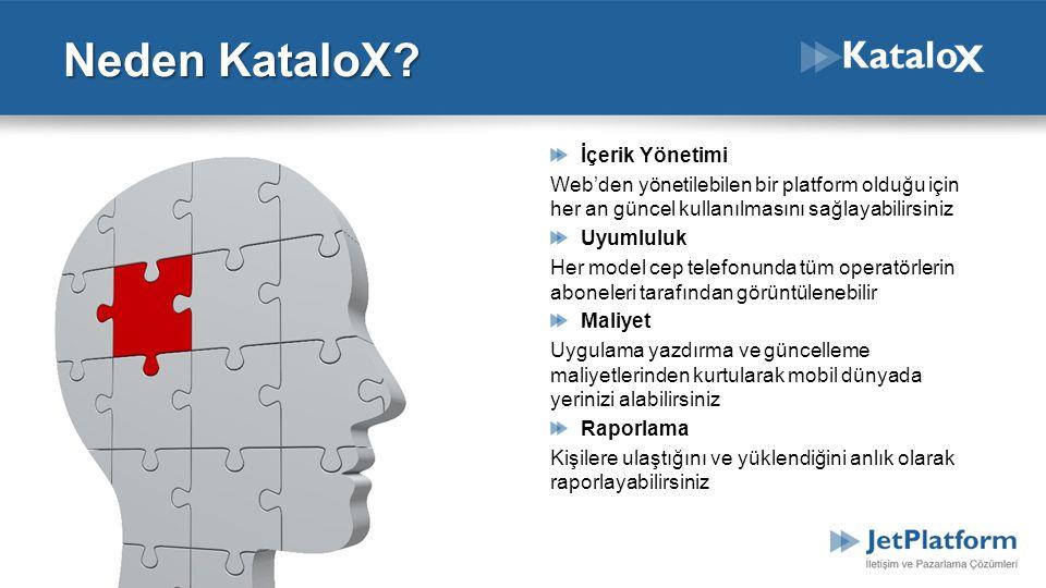 Neden KataloX İçerik Yönetimi