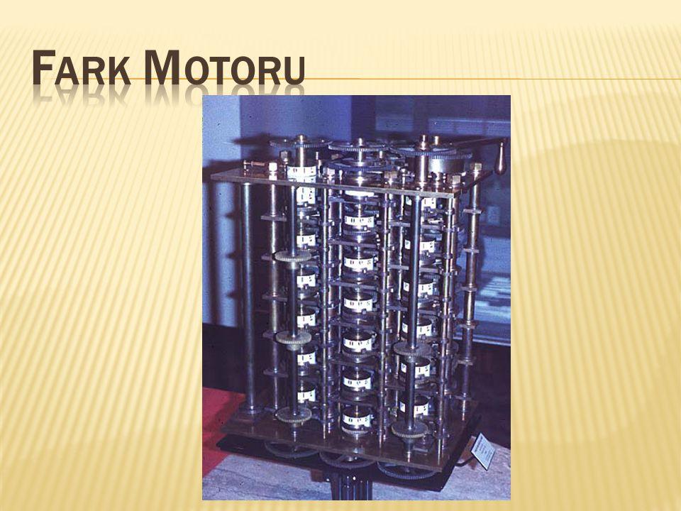 Fark Motoru