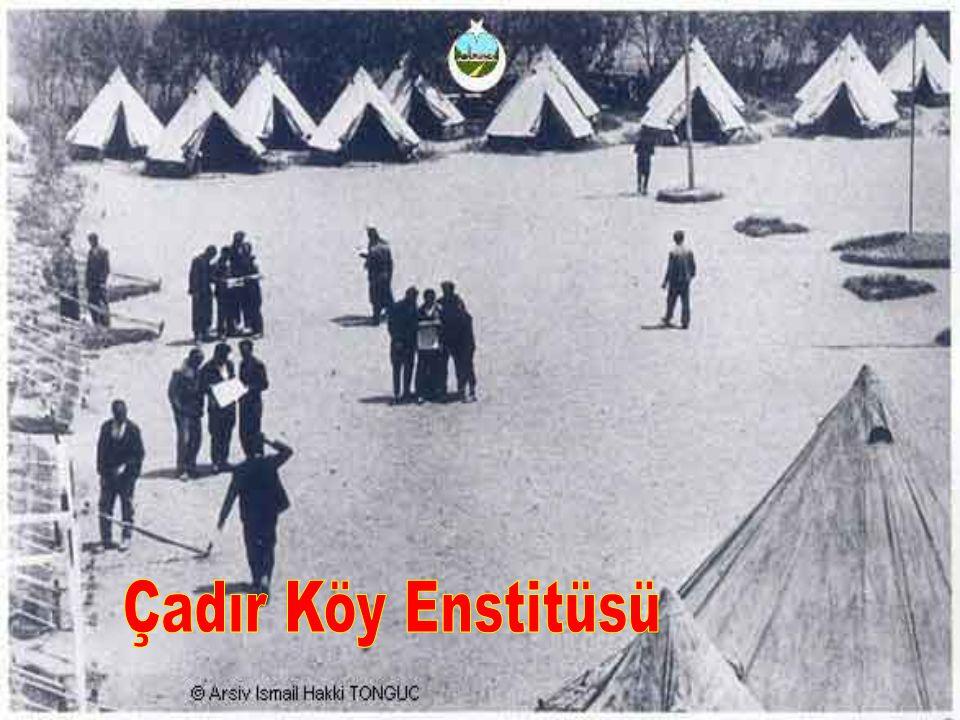 Çadır Köy Enstitüsü