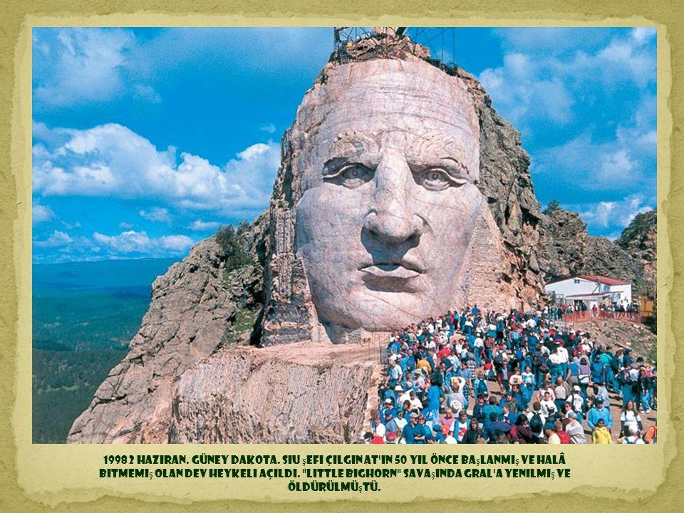 1998 2 Haziran. Güney Dakota.