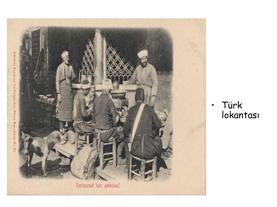 Türk lokantası