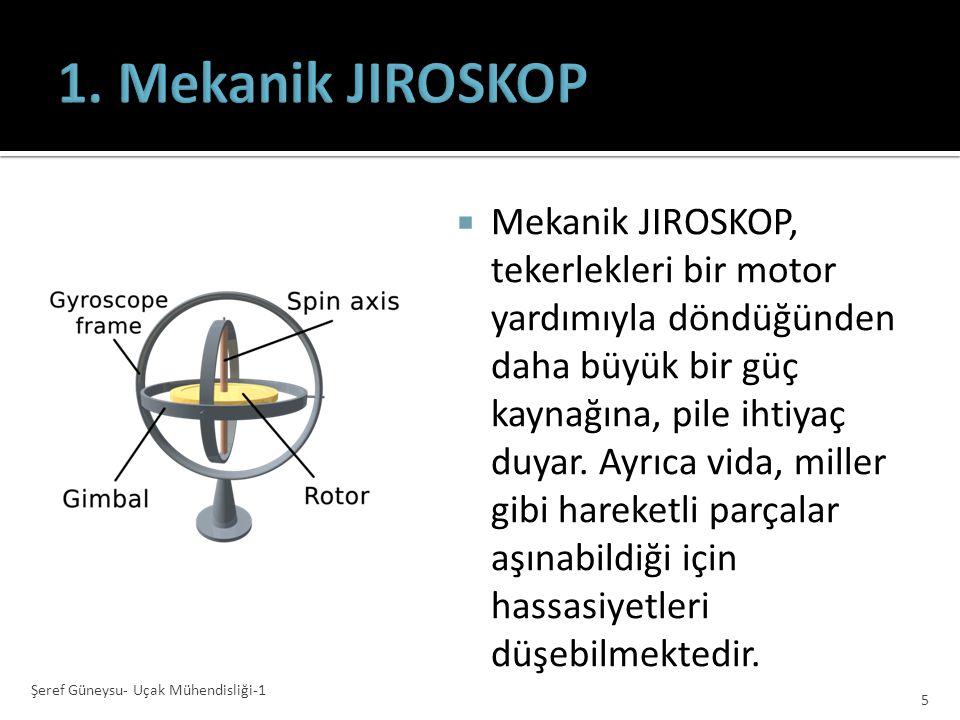 03.04.2017 1. Mekanik JIROSKOP.