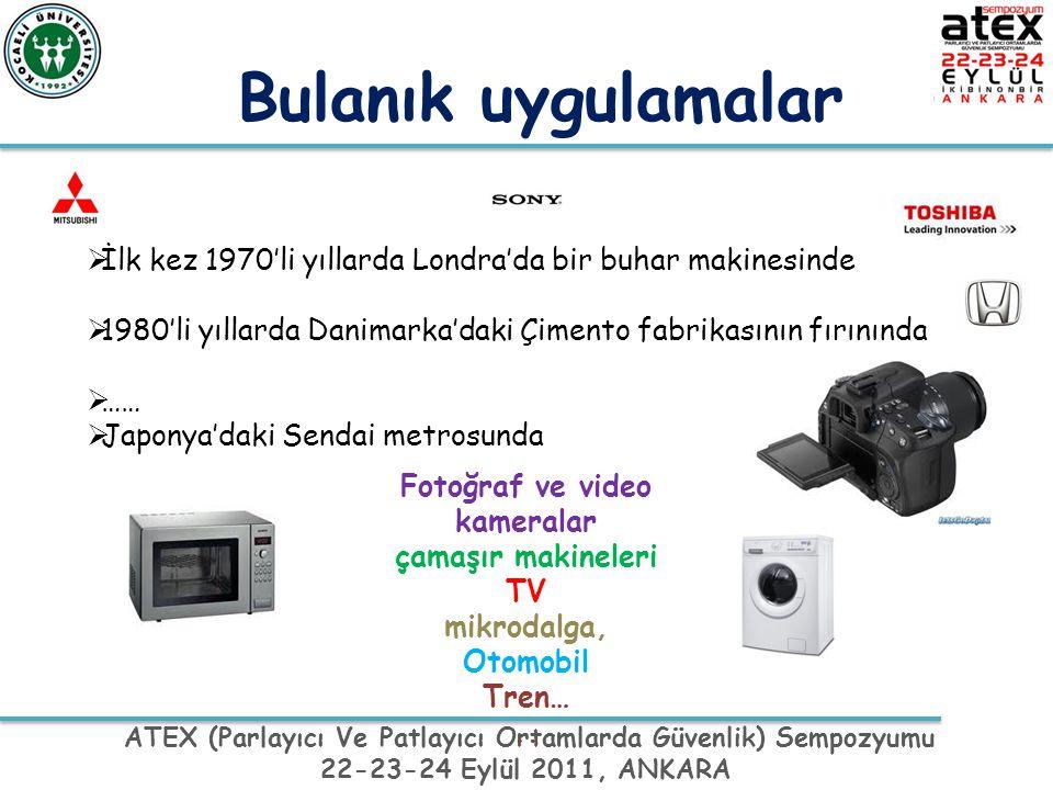 Fotoğraf ve video kameralar