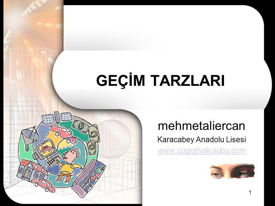 mehmetaliercan Karacabey Anadolu Lisesi www.cografyakulubu.com