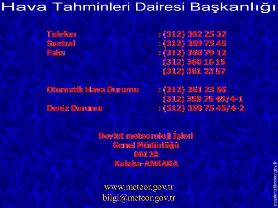 Devlet meteoroloji İşleri Devlet meteoroloji İşleri