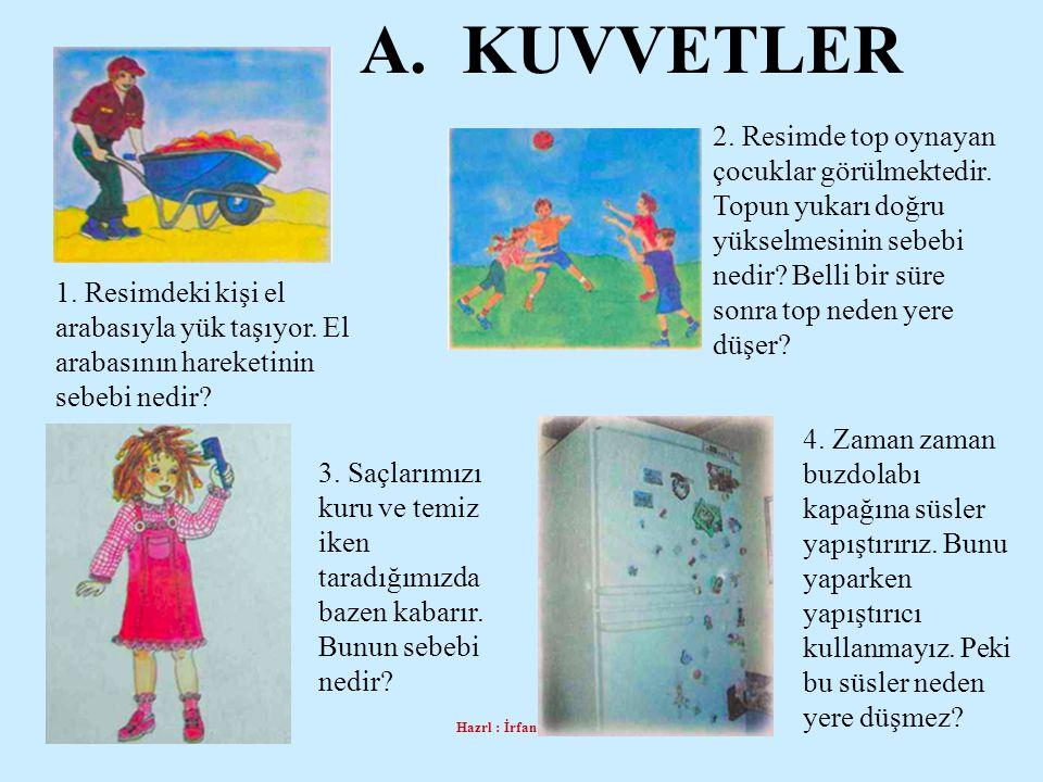 A. KUVVETLER