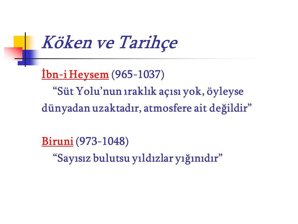 Köken ve Tarihçe İbn-i Heysem (965-1037)