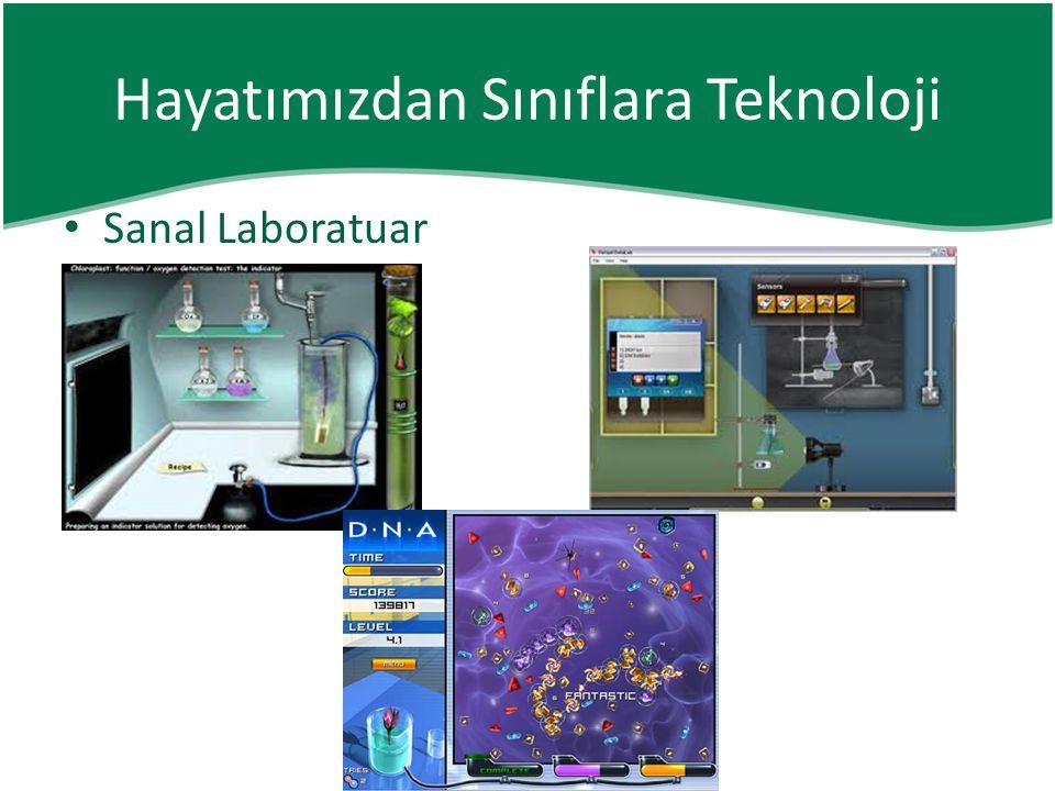 Hayatımızdan Sınıflara Teknoloji