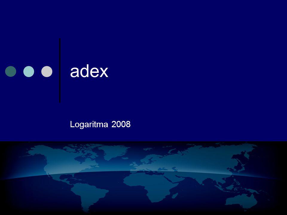 adex Logaritma 2008