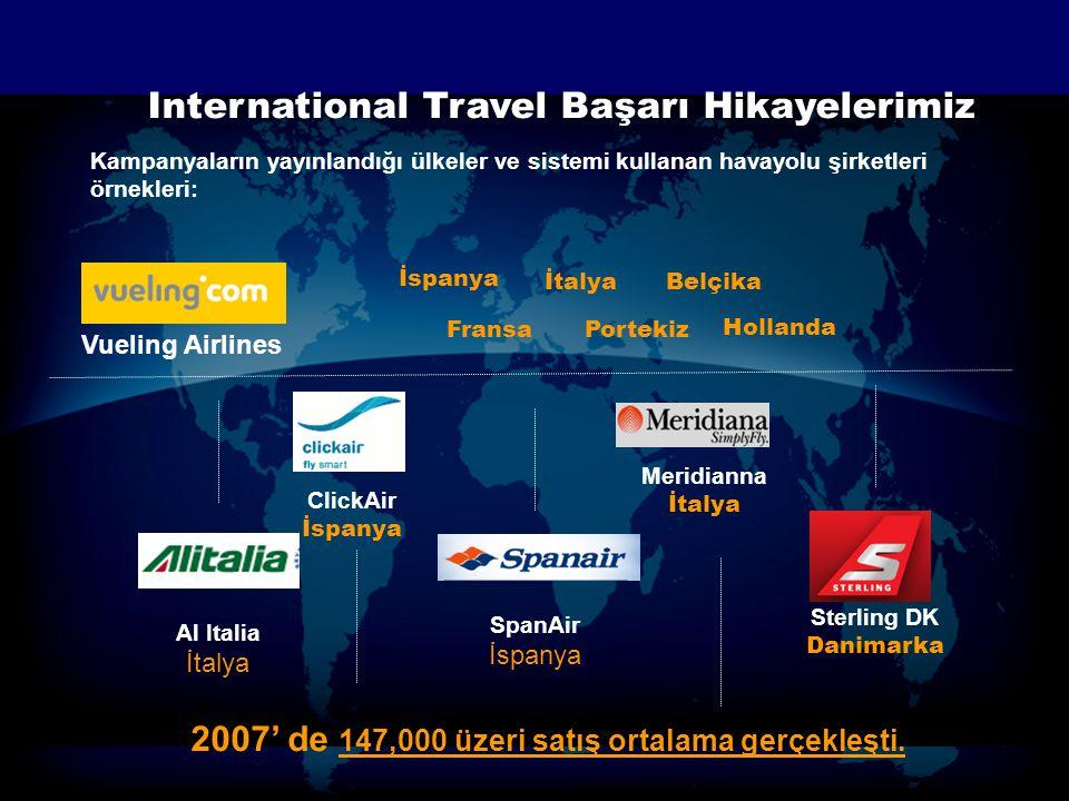 International Travel Başarı Hikayelerimiz
