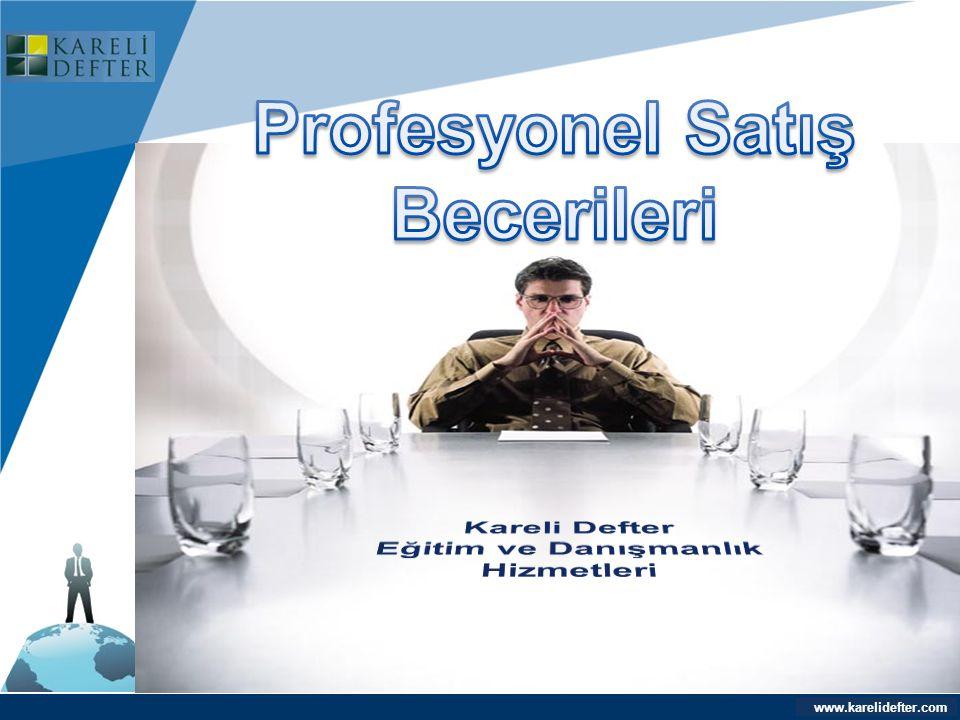 Profesyonel Satış Becerileri Eğitim ve Danışmanlık Hizmetleri